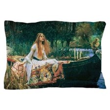Waterhouse: Lady of Shalott Pillow Case