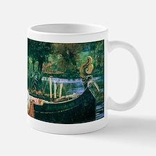 Waterhouse: Lady of Shalott Small Small Mug