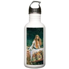 Waterhouse: Lady of Sh Water Bottle