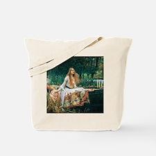 Waterhouse: Lady of Shalott Tote Bag