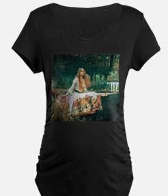 Waterhouse: Lady of Shalott T-Shirt