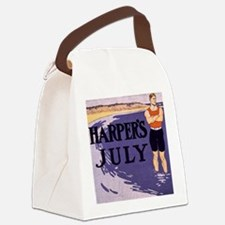 Harpers Hunk Canvas Lunch Bag