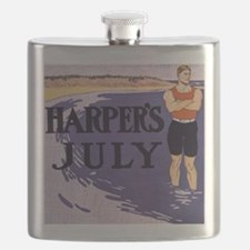 Harpers Hunk Flask