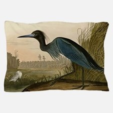 Audubon Blue Crane Heron from Birds of America Pil