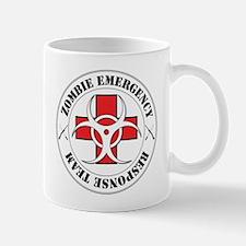 Zombie Emergency Response Team Mug