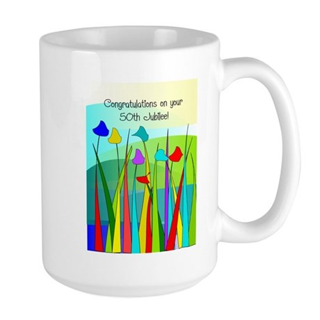 Nuns 50th jubilee Mugs