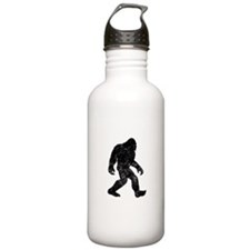 Bigfoot Silhouette Water Bottle