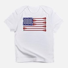 Lacrosse Americas Game Infant T-Shirt