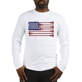 American lacrosse Long Sleeve T-shirts