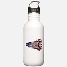 Lacrosse Flag Head 600 Water Bottle