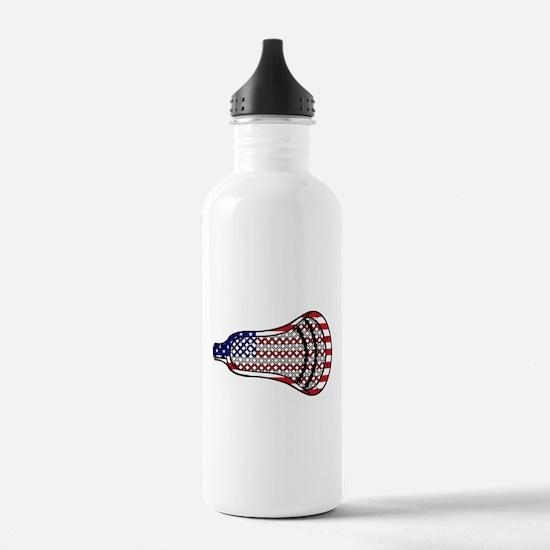 Lacrosse Flag Head 600 Water Bottle