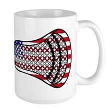 Lacrosse Flag Head 600 Mugs