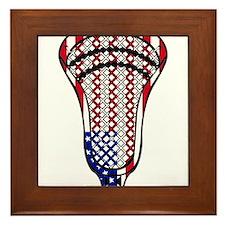 Lacrosse_HeadFlag - Copy.png Framed Tile