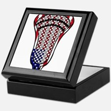 Lacrosse_HeadFlag - Copy.png Keepsake Box