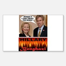 BENGHAZI BELLE Decal