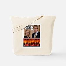 BENGHAZI BELLE Tote Bag