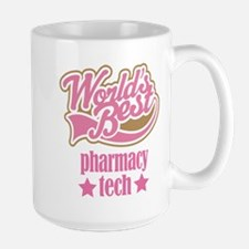 pharmacytech_wb_pink Mugs