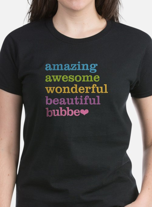 Bubbe - Amazing Awesome Tee
