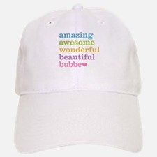 Bubbe - Amazing Awesome Baseball Baseball Cap