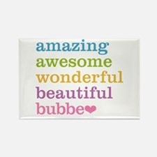 Bubbe - Amazing Awesome Rectangle Magnet