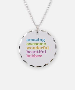 Bubbe - Amazing Awesome Necklace