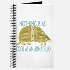 Nothing as cool as an armadillo Journal
