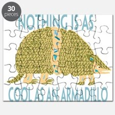 Nothing as cool as an armadillo Puzzle