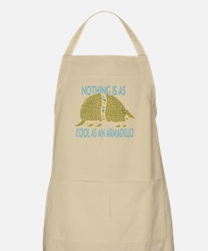 Nothing as cool as an armadillo Apron