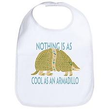 Nothing as cool as an armadillo Bib
