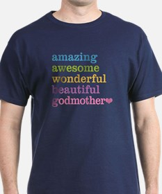 Godmother - Amazing Awesome T-Shirt