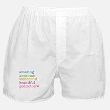 Godmother - Amazing Awesome Boxer Shorts