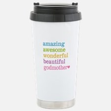 Godmother - Amazing Awe Stainless Steel Travel Mug