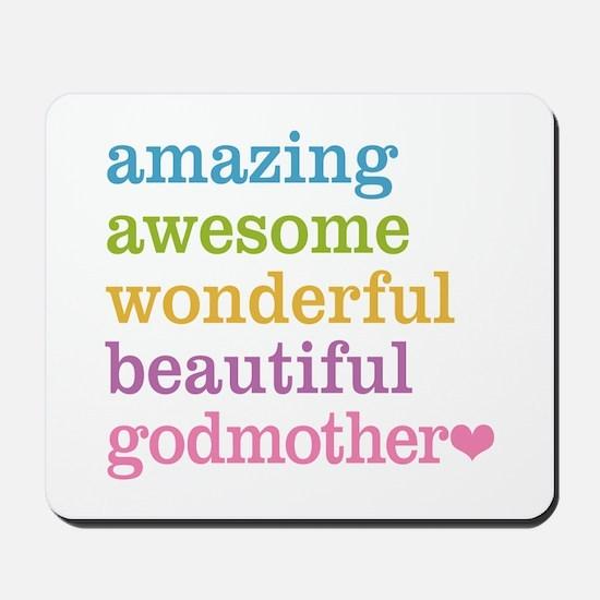Godmother - Amazing Awesome Mousepad