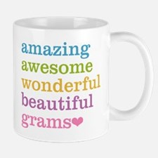 Grams - Amazing Awesome Mug