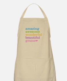 Grams - Amazing Awesome Apron