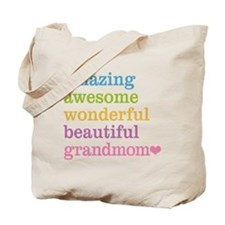 Grandmom - Amazing Awesome Tote Bag
