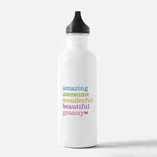 Granny - Amazing Aweso Water Bottle