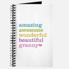 Granny - Amazing Awesome Journal