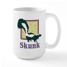 Pleasant Skunk Mug
