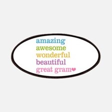 Great Gram - Amazing Awesome Patches