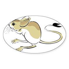 Kangaroo Mouse Decal