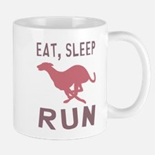 Eat Sleep Run Mug
