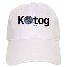 Knit the world together Baseball Cap