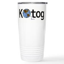 Knit the world together Travel Mug