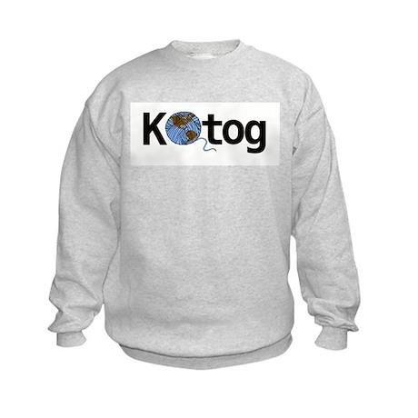Knit the world together Sweatshirt