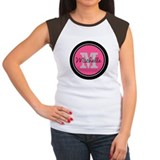 Monogram Women's Cap Sleeve T-Shirt