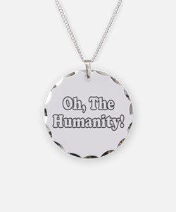 Seinfeld: Oh, The Humanity! Necklace