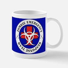 Zombie Emergency Response Team Mug Mugs