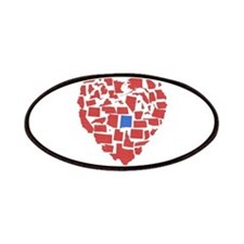 New Mexico Heart Patches
