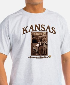 Kansas - Kisses T-Shirt